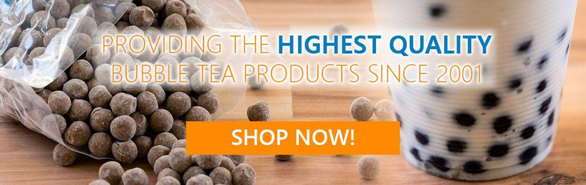 Bubble Tea Supply Boba Tapioca Pearl And Whole Suppliers